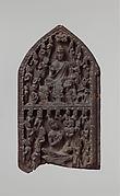 Panel of a Portable Shrine