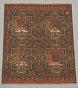 Four Mandalas of the Guhyasamaja Cycle