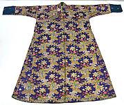 Chuba made from Russian Silks