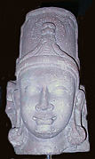 Head of a Male Deity (Study Collection)