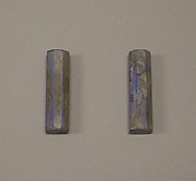 Pair of Octagonal Sticks