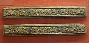 Pair of Manuscript Covers