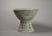 Bowl Shaped Pedestal
