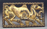 Plaque with Bactrian Camel