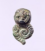 Harness Ornament with Zoomorphic Motifs