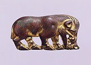 Belt Plaque in the Shape of a Wild Boar