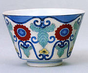 Cup with Design of Foliate Scroll
