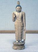 Buddha Preaching the Dharma (Buddhist Law)