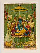 Uttara Rama Charitra, The Assembly of Rama