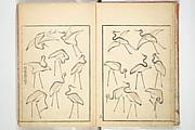 Transmitting the Spirit, Revealing Form of Things: Picture Album of Drawings at One Stroke (Denshin kaishu ippitsu gafu)