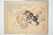 Kyōsai's Drawings for Pleasure (Kyōsai rakuga)