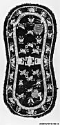 Saddle Rug with Butterflies