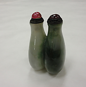 Twin Snuff Bottles