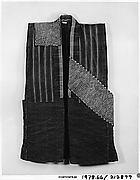 Sleeveless Work Jacket for Sledge Pulling (Sorihiki Sodenashi)
