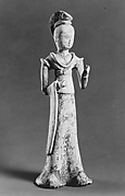 Figure of a Court Lady