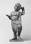 Figure of a Foreign Dancer