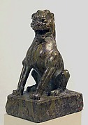 Seated Lion