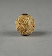 Carved Bead