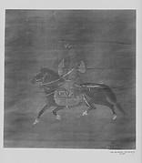 Tangut Horseman