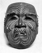 Kyogen mask