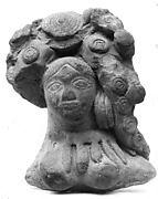 Bust of a Female Deity (Yakshi?)