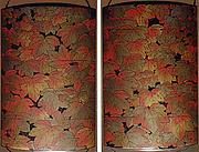 Inrō with Autumn Ivy