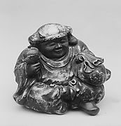 Ornament in the shape of Daikoku, God of Luck