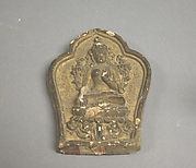 Votive Plaque with White Tara