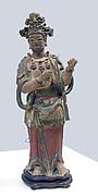 A Bodhisattva, probably Guanyin