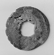 Circular Pierced Tablet