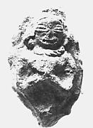 Relief of a Female Deity