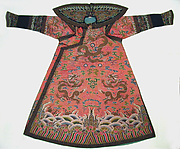 Woman's Court or Audience Robe (Chaofu)