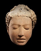 Head of Meditating Buddha