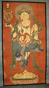 Buddhist Attendant, Possibly a Dakini
