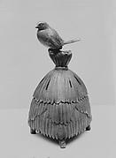 Censer in Form of a Sparrow Atop a Rice Rick