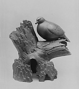Pigeon on a Stump