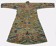 Robe for Tibetan aristocrat (chuba)