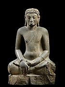 Buddha Calling the Earth to Witness