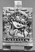 Plaque with Mithuna (Loving Couple)