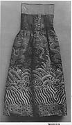 Imperial Theatrical Skirt for Court Lady