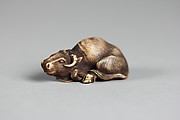 Netsuke of Ox