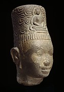 Head of Bodhisattva Avalokiteshvara