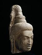 Head of Bodhisattva Maitreya