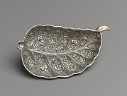 Dish in the Shape of a Leaf