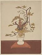 Ike Bana (Flower Arrangement) in the Ike-no-bo Style