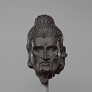 Head of the Fasting Siddhartha
