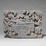 Death of the Buddha (Parinirvana)