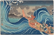 Life of Nichiren: A Vision of Prayer on the Waves