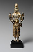 Standing Four-Armed Shiva