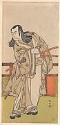 The Actor Nakamura Nakazo as a Daimyo